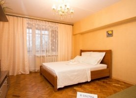 Снять - фото. Снять однокомнатную квартиру посуточно без посредников, Москва, улица Шухова, 10к2 - фото.