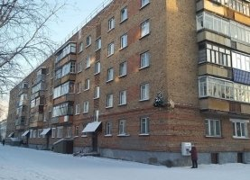 Трехкомнатная квартира на продажу, 57.8 м2, Коми, Воркутинская улица, 10