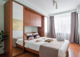 Снять - фото. Снять двухкомнатную квартиру посуточно без посредников, Москва, улица Новый Арбат, 22 - фото.