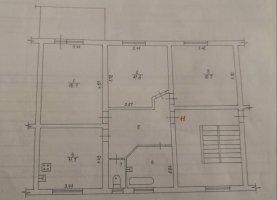 От хозяина - фото. Купить трехкомнатную квартиру от хозяина без посредников, Тюменская область, Зелёная улица - фото.